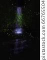 瀑布螢火蟲 66765504