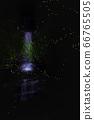 瀑布螢火蟲 66765505