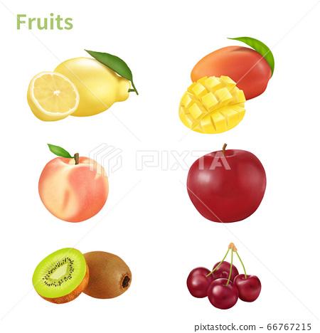 水果圖 66767215