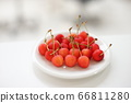 Delicious cherry perming seasonal ingredients stock Photos-photolibrary 66811280
