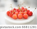 Delicious cherry perming seasonal ingredients stock Photos-photolibrary 66811281
