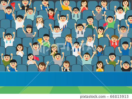 Watching sports 66813913