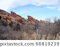 紅色岩石火花科羅拉多 66819239