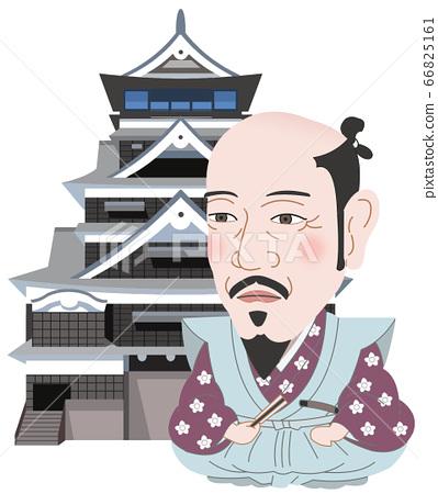 熊本城和加藤清正 66825161