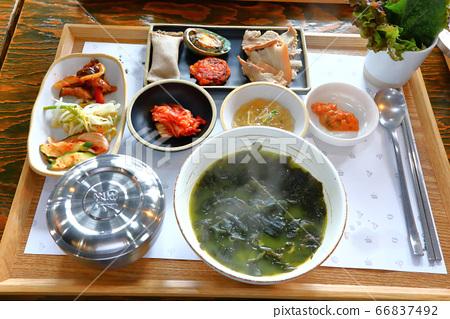한상차림,쌀밥,정식, 66837492