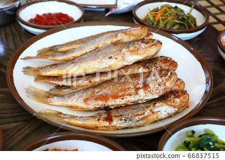 굴비,조기,반찬,굴비반찬,조기찜,해산물,물고기, 66837515