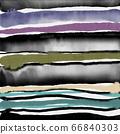 抽象的複古東方水彩水墨肌理 66840303