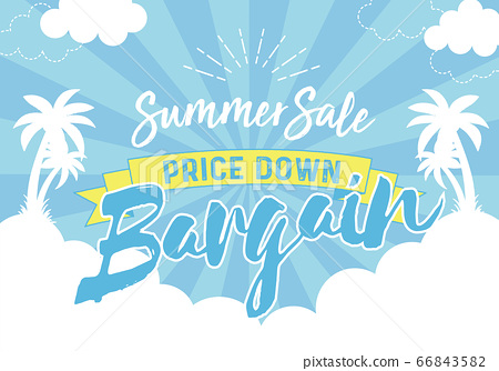A Yoko商店的夏季大減價海報 66843582