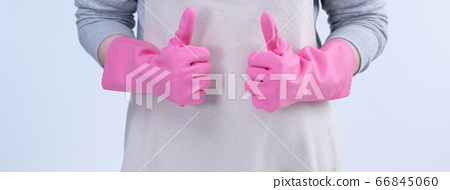 清潔 乾淨 服務 防疫 家事 wearing rubber gloves 家政婦 クリーナー 66845060