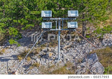 Outdoor Reflectors at Pole 66857993
