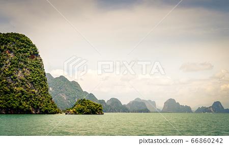 Andaman Sea islands 66860242