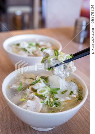 魚羹 魚羹麵 魚丸 肉丸 fish ball noodle soup  66879834