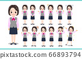 woman_Receptionist.eps 66893794