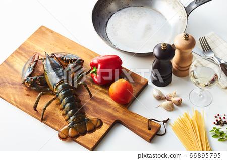 龙虾厨房形象 66895795