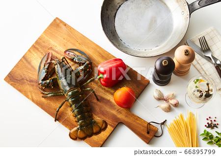 Lobster kitchen image 66895799