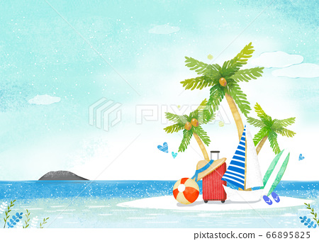 Summer vacation summer vacation 66895825
