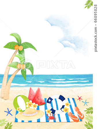 여름 방학 여름 방학 66895828