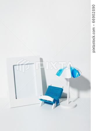 鏡框,陽傘,沙灘椅 66902890