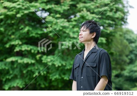 Male Portrait 66919312