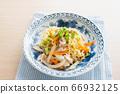 Salt fried noodles 66932125