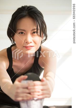 여성 스포츠 건강 66940998