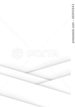 추상적 인 배경 - 기하학적 - 직선 - 레이 - 흰색 66945641