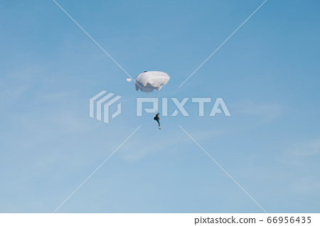 Skydiving activity theme 66956435