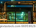 [大阪/工厂夜景]围墙之外的世界 66959026