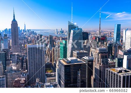 《紐約》曼哈頓摩天大樓 66966082