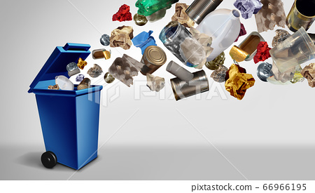 Recycling  Waste 66966195