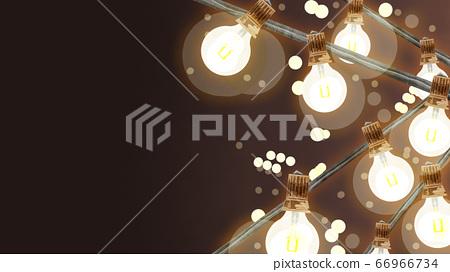 照明的照明圖 66966734
