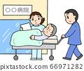 需要臥床不起的人的門診諮詢 66971282