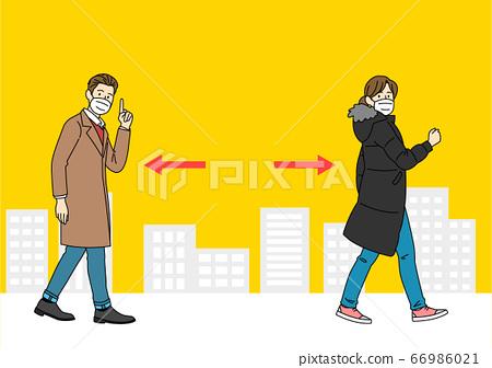 Preventive measures against the virus illustration 008 66986021
