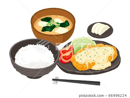 雞南板套餐的插圖 66996224