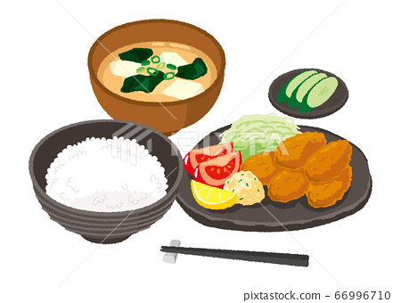 牡蛎炒套餐的插图 66996710