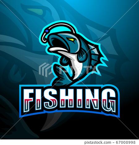 钓鱼 鱼 捕鱼 67008998
