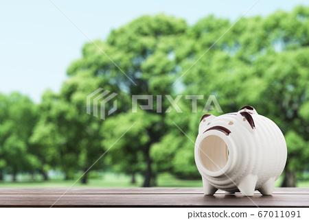 돼지 모기향 67011091