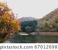 秋天的風景 67012698