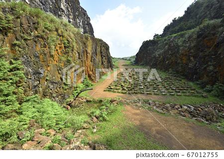 金瓜石地質公園,新北市景點,本山礦場,石頭陣,礦場 67012755