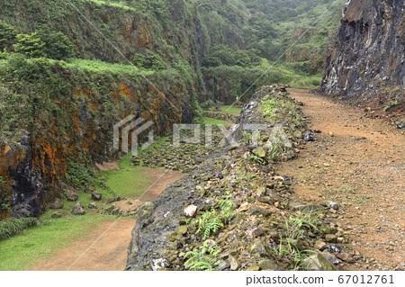 金瓜石地質公園,新北市景點,本山礦場,石頭陣,礦場 67012761