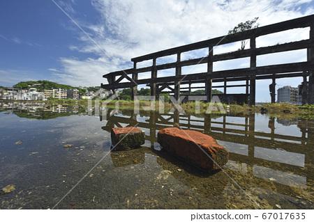 基隆阿根納造船廠,阿根納造船廠遺址,基隆市,歷史建築,廢墟 67017635