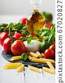 Concept of italian food 67020827