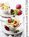 Fruit salad 67021766