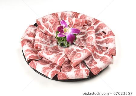 火鍋食材,火鍋料,肉,肉片,切,牛肉 67023557