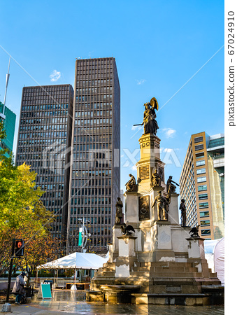 Soldiers and Sailors Monument in Detroit, Michigan 67024910