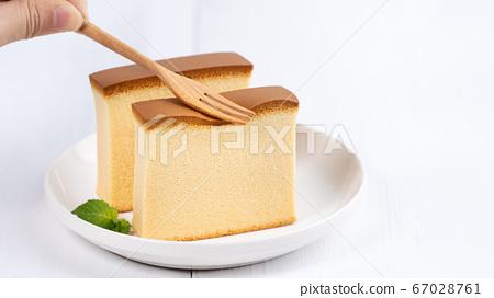 長崎蛋糕 蜂蜜蛋糕 Japanese wagashi castella cake カステラ ケーキ 67028761