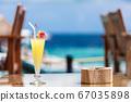 Maldives, travel, holiday, cocktail 67035898
