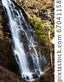 봄 虹の滝 67041158
