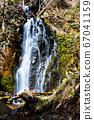 봄 虹の滝 67041159