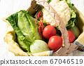 蔬菜在篮子里!从北海道 67046519